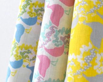 Torten dobby - PEAFOW fabric - 50cm