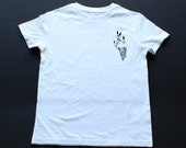 T-shirt hand tattoo / boy...