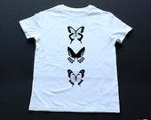 T-shirt Butterfly / boy /...