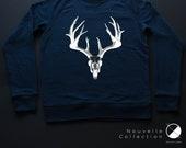 Skull deer person hours /...