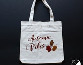 Tote-bag Autumn Vibes // ...