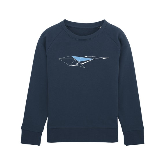 Sweat-shirt Baleine Enfant