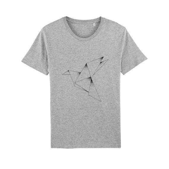 T-shirt Origami