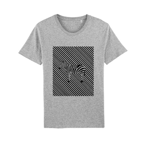 T-shirt Zebre