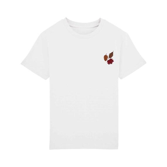 T-shirt Feuilles d'Automne Enfant