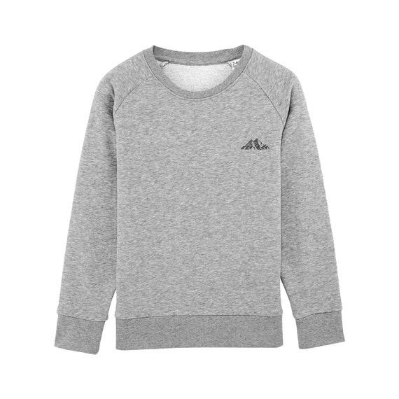 Sweat-shirt Montagne Enfant