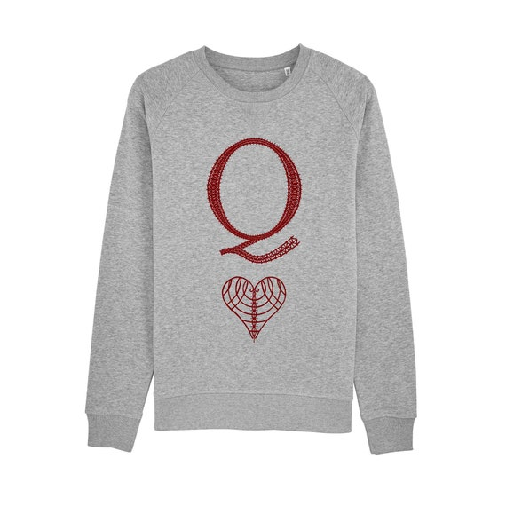 Sweat-shirt Collection Capsule Queen