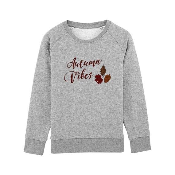 Sweat-shirt Autumn Vibes Enfant
