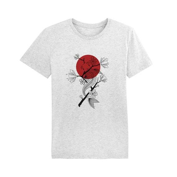 T-shirt Carpe Koï