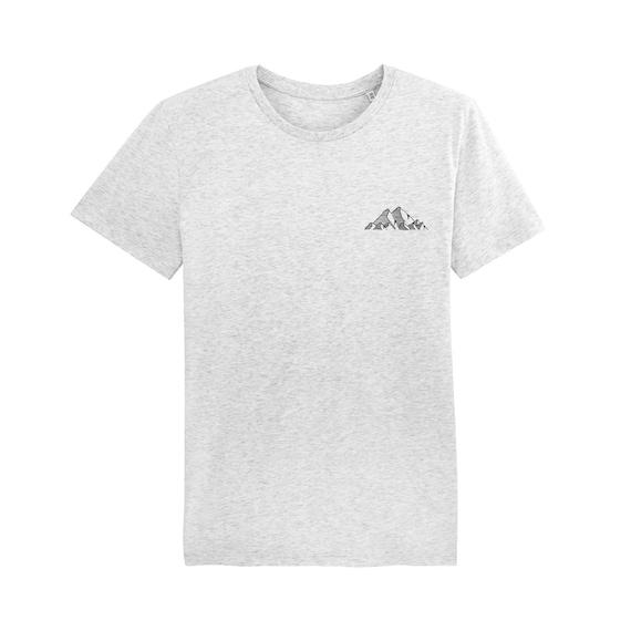 T-shirt Montagne graphique