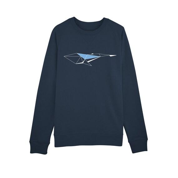 Sweat-shirt Baleine