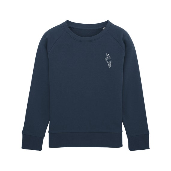 Sweat-shirt Main tatouée Enfant