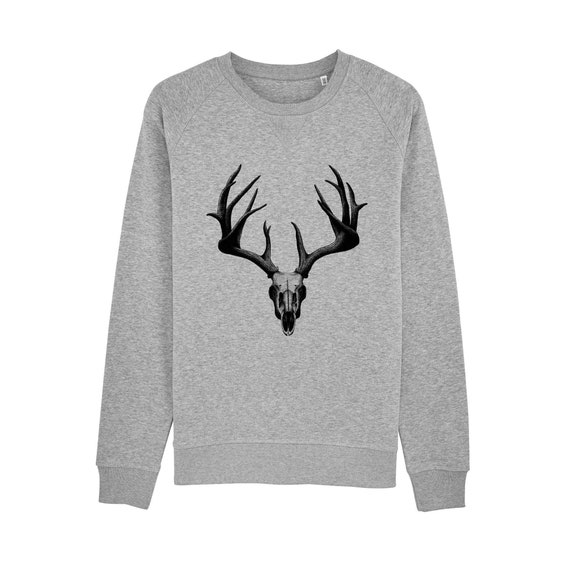 Sweat-shirt Crane de cerf