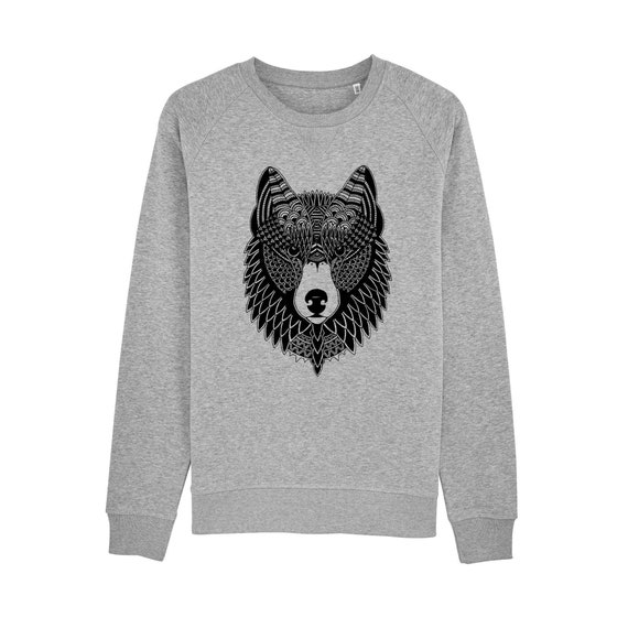 Sweat-shirt Tattoo Flash Loup