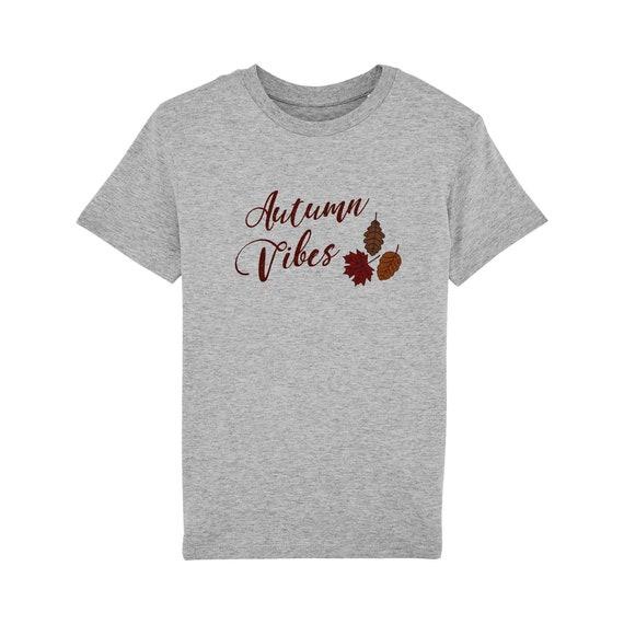 T-shirt Autumn Vibes Enfant