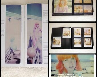 Vintage: 2008 x3 Polaroid Artists Exibition Magazine, Polaroid Artists (P1016 226C)
