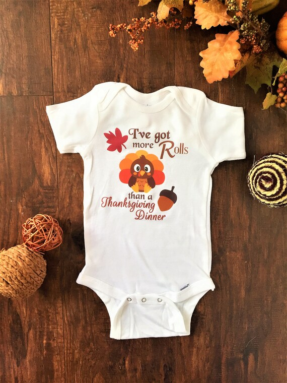 f032981ec90d Thanksgiving baby outfit thanksgiving outfit baby girl baby | Etsy