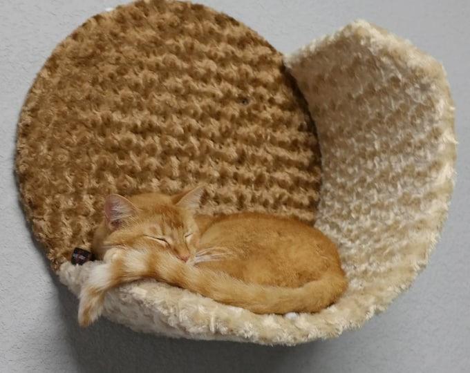 PreFab Inventory - WallCradle - Cat Shelves / Wall Mounted Cat Condos