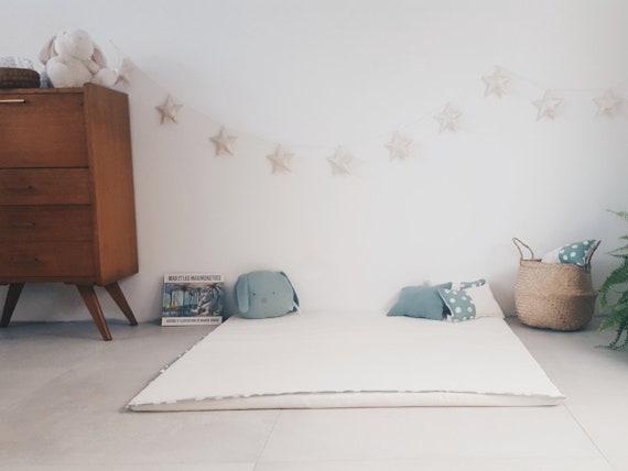 Montessori Cotton Organic Baby Floor Cushion Floor Etsy