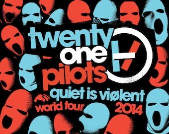 21Twenty One Pilots chlorine New Custom Art Poster Print Wall Decor