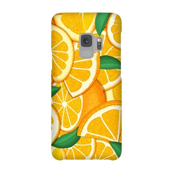 samsung s6 case orange