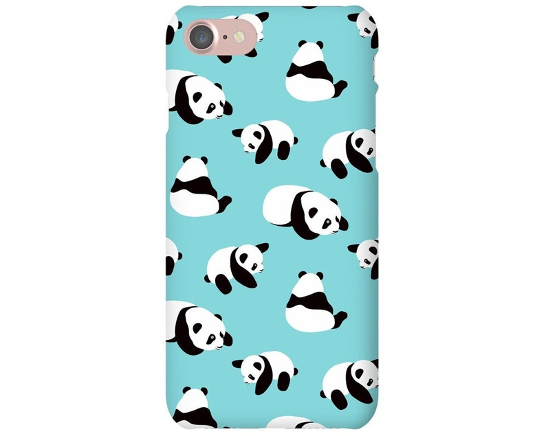 best service eaff3 b5116 Panda Phone Case, Panda Bear Phone Case, Panda iPhone Case, Panda Galaxy  Case, Panda Google Pixel Case, iPhone 5 Case, iPhone 6 Case, iPhone
