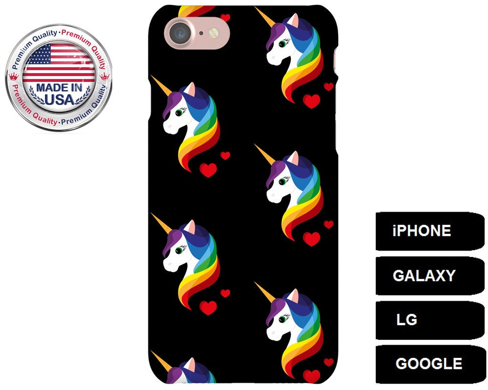 3D Printed unicorn iphone 6 case by
