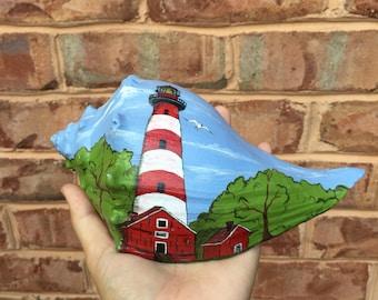 Assateage Lighthouse Shell