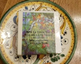 Lemongrass & Lavender Shae Soap. 6oz