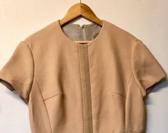 Vintage 60's Shift Dress