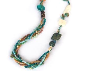 necklace TONI mermaid