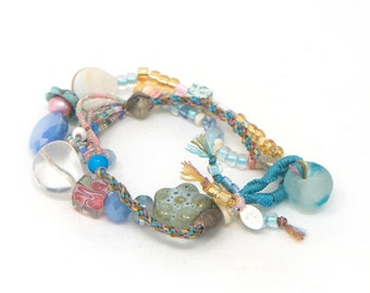 bracelet KUMI pastel