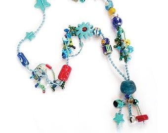 necklace CHANTAL moon