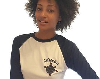Dri-Fit shirt FELIX TURTLE BLK