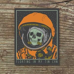 Ground Control to Major Tom 9.8 x 30 Limited edition lambda print