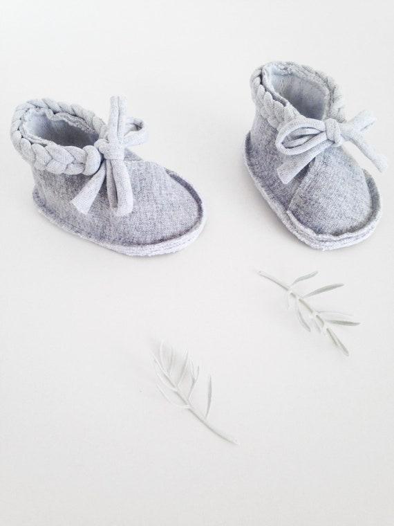 Newborn shoes newborn booties baby girl