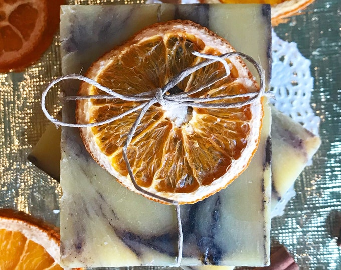 Featured listing image: Spiced Orange & Patchouli