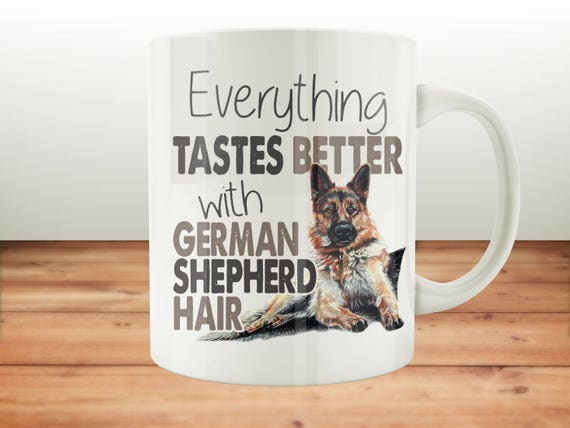 German Shepherd Gifts German Shepherd Mug German Shepherd Etsy