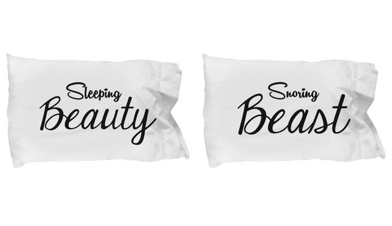 Sleeping Beauty Sleeping Beast Couple Gift Sleeping Beauty Etsy
