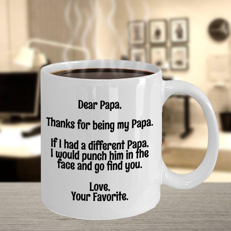 Merci cher papa