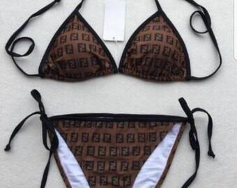 mb7d1d inspired fendi bikini mbj