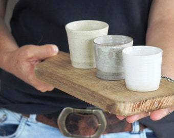 Ceramic espresso Coffee Mug, Small Pottery espresso cup