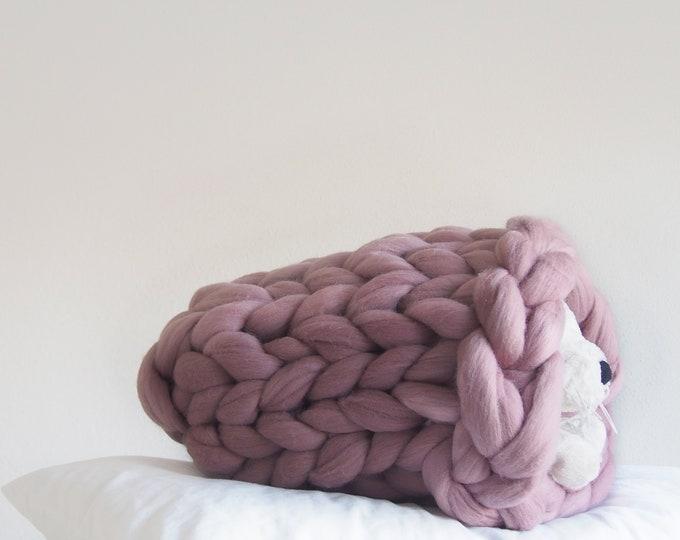 ¡NUEVO! Cama de lana para mascotas especiales