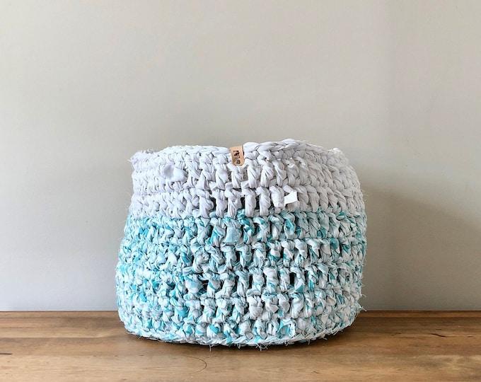 Extra Large Crochet Basket