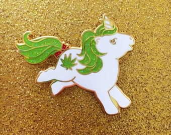 My Little Stoney Pin, 4 Color Choices