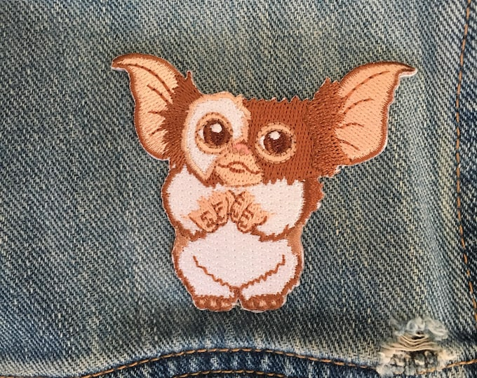 Featured listing image: Gizmo Iron On Patch