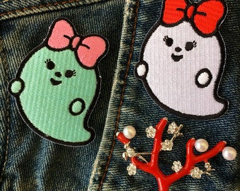 Kawaii Ghost Patch