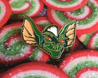 Gremlins Stripe Pin