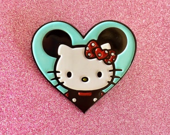 Hello Minnie Pin