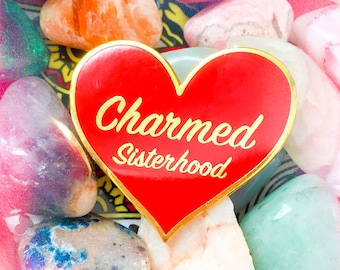Charmed Pin